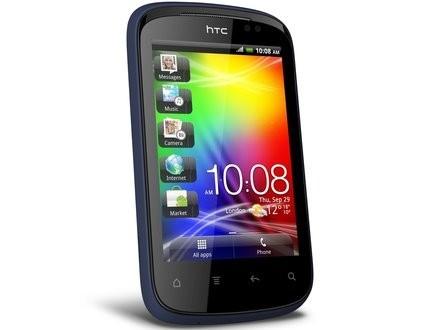 HTC Explorer Black