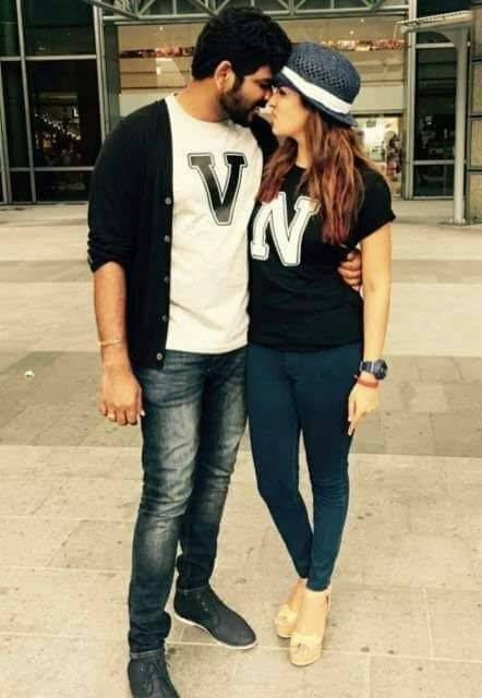 Vignesh Shivan,Nayanthara,Vignesh Shivan with Nayanthara,Nayanthara boy friend,Director Vignesh Shiva,Kollywood couple,Nayanthra lady superstar,Lady superstar