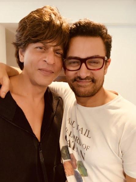 Aamir Khan,Zero trailer,zero trailer review,Aamir Khan watches Zero trailer,Aamir Khan and Shah Rukh Khan,Shah Rukh Khan,Shah Rukh Khan zero trailer