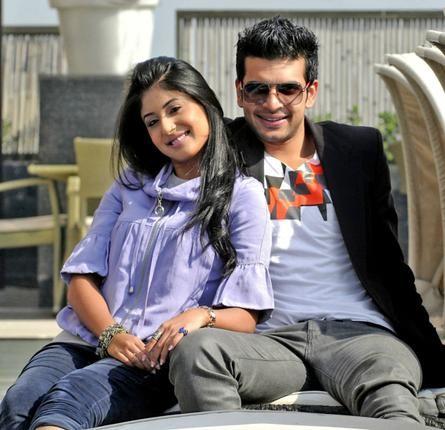 Karan Kundra and Kritika Kamra