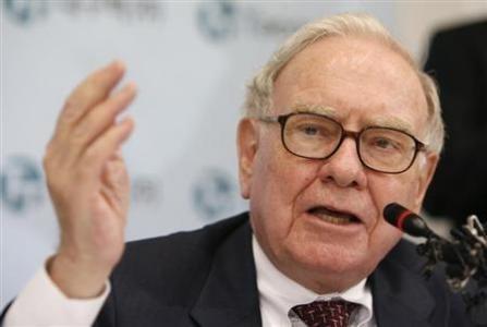 #3 Warren Buffett