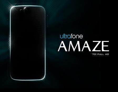 Zen Ultrafone Amaze FHD