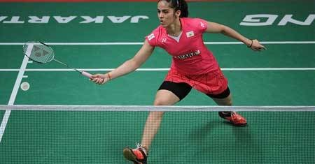 Saina Nehwal,Saina Nehwal's quarter-final win at World Badminton Championship,Saina Nehwal's quarter-final,World Badminton Championship,World Badminton,Badminton Championship