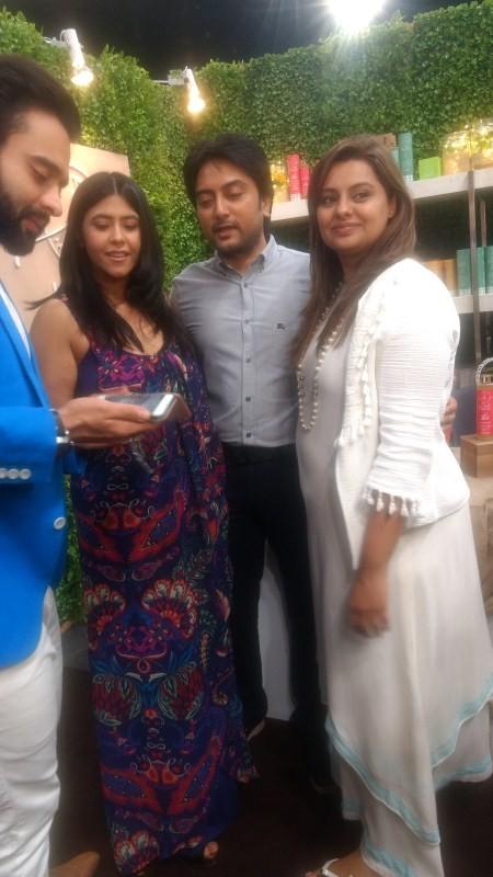 Ekta Kapoor,Jackky Bhagnani,Deepshikha Deshmukh,Dhiraj Deshmukh