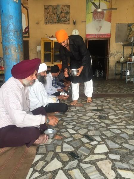 Tiger Zinda Hai,Angad Bedi,Angad Bedi Punjabi celebration,Sandeep Singh