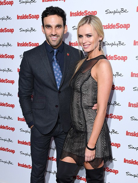 Gillian Taylforth,Davood Ghadami,Tina O'Brien,Lysette Anthony,Dianne Buswell,Inside Soap Awards 2017,Soap Awards 2017