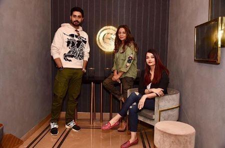 Aishwarya Rai and Abhishek Bachchan,Aishwarya Rai,Abhishek Bachchan,Aishwarya Rai Bachchan,Gauri Khan,New year