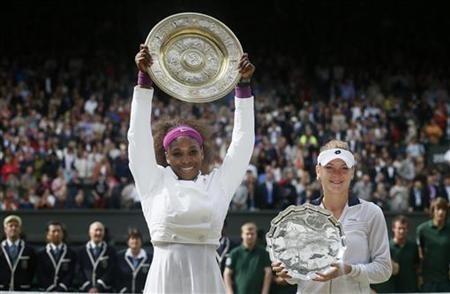 Serena Williams, Agnieszka Radwanska