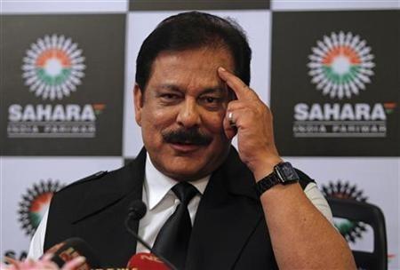 Sahara chief Subrata Roy