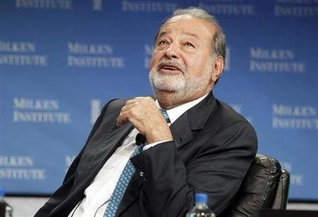 #2 Carlos Slim Helu