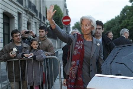 4: Christine Lagarde