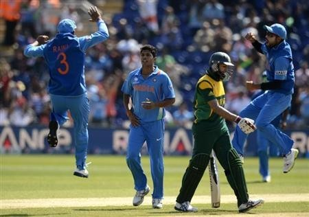 India, South Africa