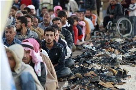 Syrian Refugees (Representational Picture)