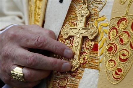 A Leader of the Roman Catholic Church