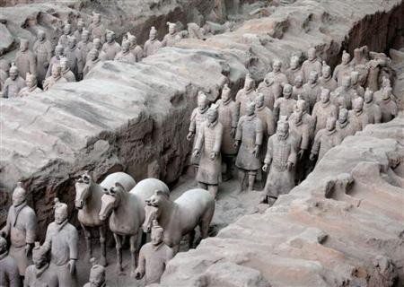 New Secrets of the Chinese Terracotta Warrior Weapons Revealed
