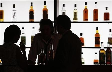 A nine-year-old British girl has become the youngest person liked to the deadly drinking game called Neknomination that has been spreading rapidly across the world. (Representational Picture: Reuters)