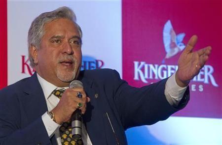 Vijay Mallya, Chairman of Kingfisher Airlines