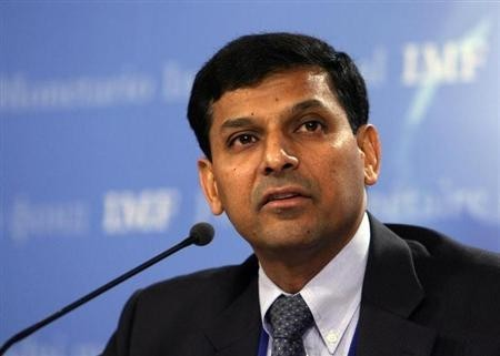 Raghuram Rajan, Governor, Reserve Bank of India
