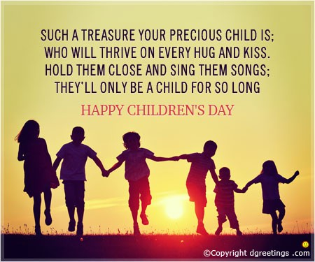 Happy Children\'s Day 2017: Best 14 quotes, unique messages ...