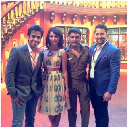 Kya Kool Hain Hum 3 stars Tusshar Kapoor, Mandana Karimi, Aftab Shivdasani