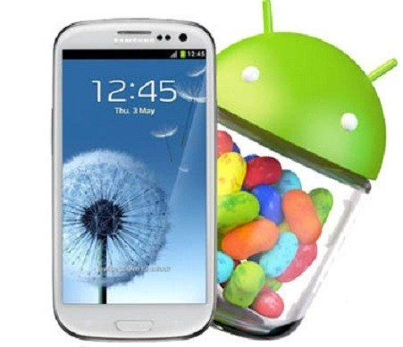 Android 4.1.2 Jelly Bean Update For Samsung Galaxy S3 Released With Lots Of New Features