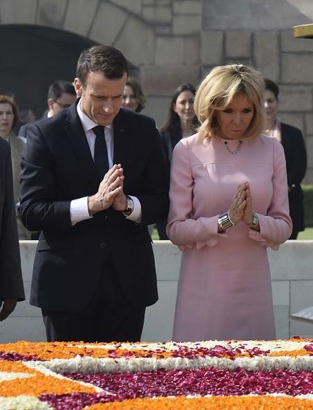 French President Emmanuel Macron,Emmanuel Macron,Emmanuel Macron in India,Emmanuel Macron best moments,Emmanuel Macron best moments in India