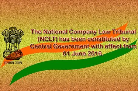 National Company Law Tribunal (NCL).