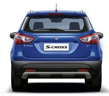 Maruti Suzuki S-Cross