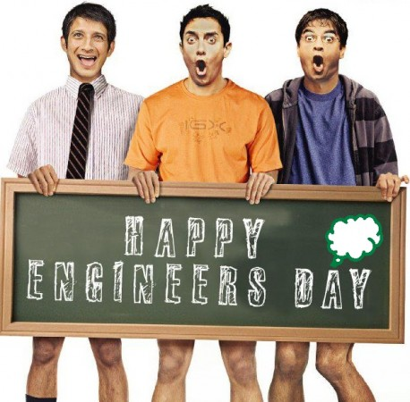 Happy Engineers' Day 2015