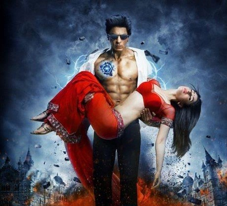 Stunning Picture of 'Ra. One'