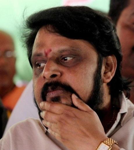 Celebs at Tamil Film Industry Protest Against Digital Cinema Service Providers