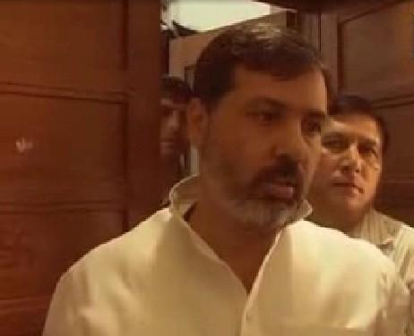 BSP MP Dhananjay Singh