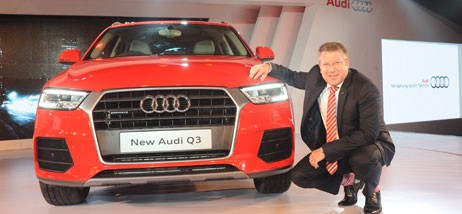 New 2015 Audi Q3 Launched in India; Price, Feature, Availability Details