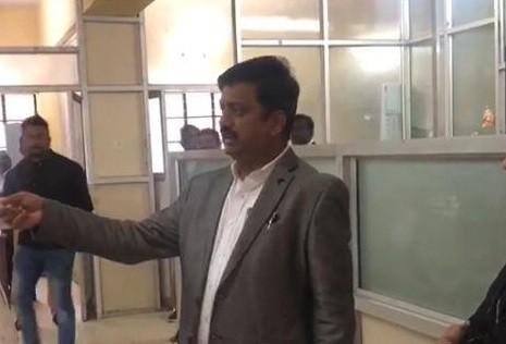 Deputy Commissioner of Bengaluru (Urban) BM Vijay Shankar