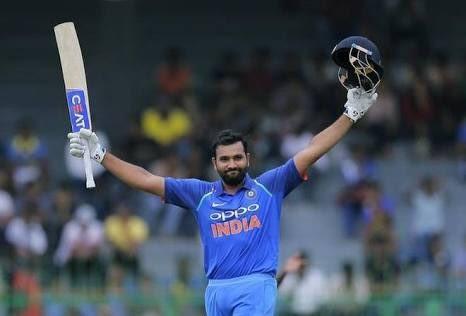 Rohit Sharma,India vs Sri Lanka 2nd ODI,India vs Sri Lanka,India vs Sri Lanka 2017,Rohit Sharma scores 16th ODI hundred