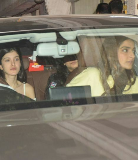 Sridevi's elder daughter,Sridevi,Sridevi daughter,Janhvi Kapoor,Janhvi Kapoor 21st birthday,Janhvi Kapoor birthday,Sonam Kapoor,Anshula Kapoor,Rhea Kapoor,Shanaya Kapoor