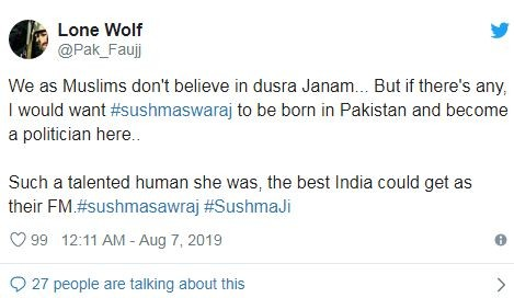 sushma swaraj tweet 4