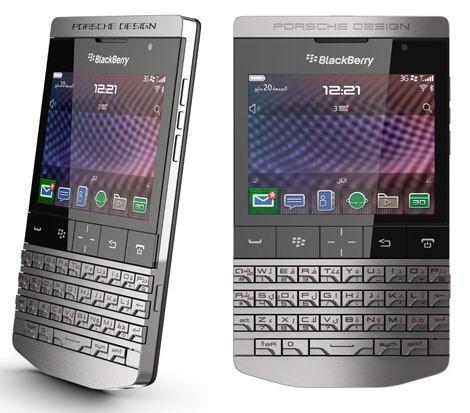 BlackBerry Porsch Design P 9981
