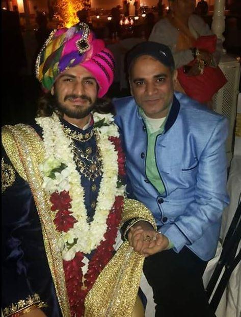Rajat Tokas of 'Jodha Akhbar'