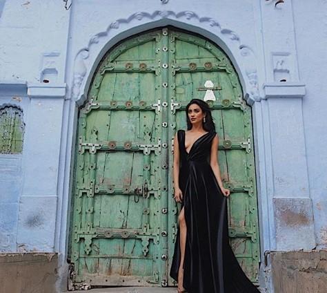 Shay Mitchell's India Vacation