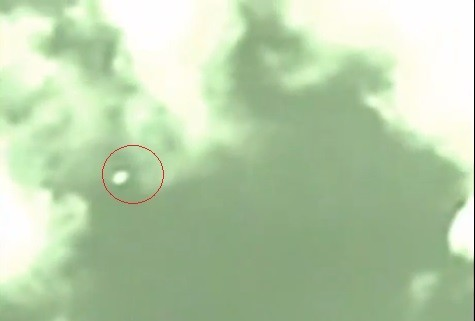 UFO Sighting: Disc Shaped Object Found Moving in Skies over Sydney (Screenshot/YouTube)