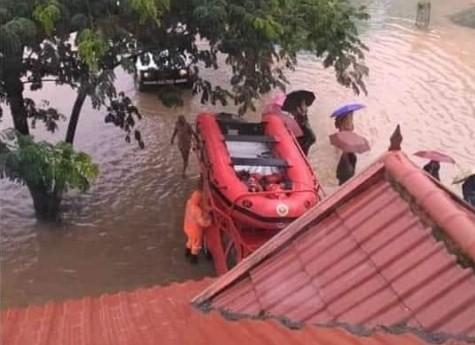 Kannur flood
