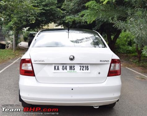 Skoda Rapid, Skoda Rapid Black edition
