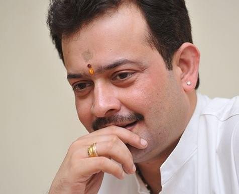 Bhaiyujji Maharaj