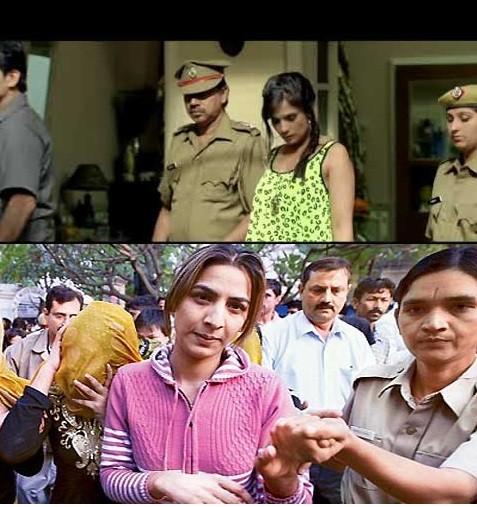 Richa Chadha,Bholi Punjaban,Richa Chadha as Bholi Punjaban
