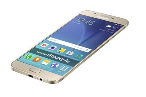 Samsung Launches Sleek Galaxy A8 with Finger-Print Sensor in India; Price, Specifications