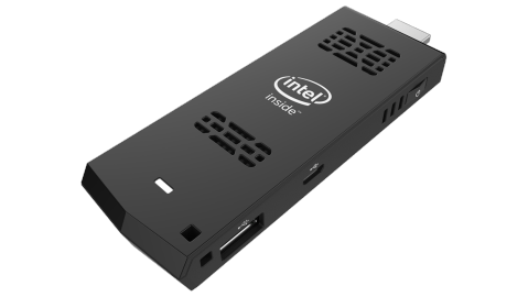 Intel unveils Compute Stick Dongle