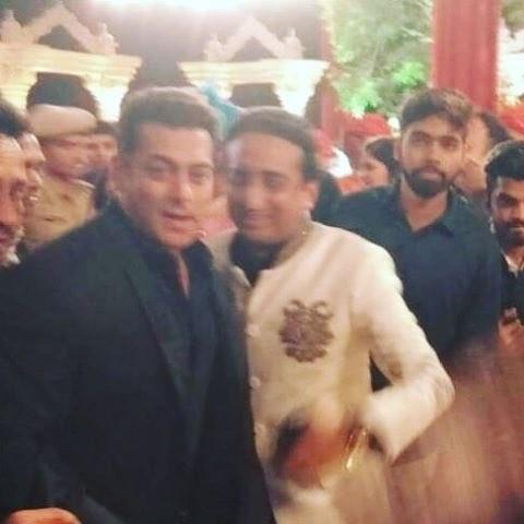 Salman Khan,actor Salman Khan,Varun Chaudhary,Anushree Tongya,superstar Salman Khan,Sri Lankan Prime Minister Ranil Wickremesinghe,Ranil Wickremesinghe,Binod Chaudhary,Binod Chaudhary son