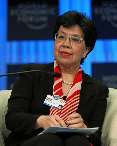 7: Margaret Chan, WHO