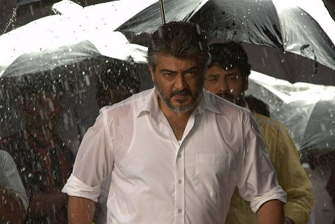 "Ajith in ""Veeram"" (Facebook)"